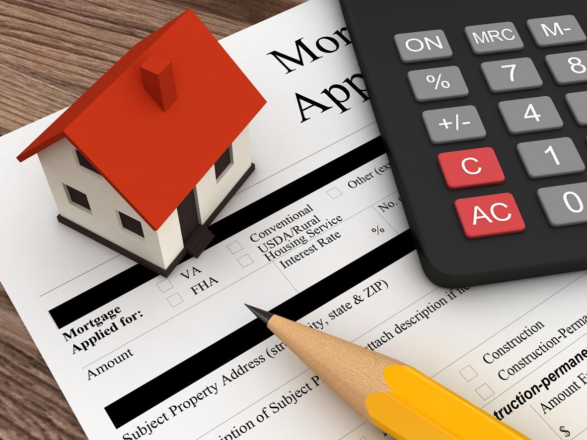 Mortgage loan house calculator